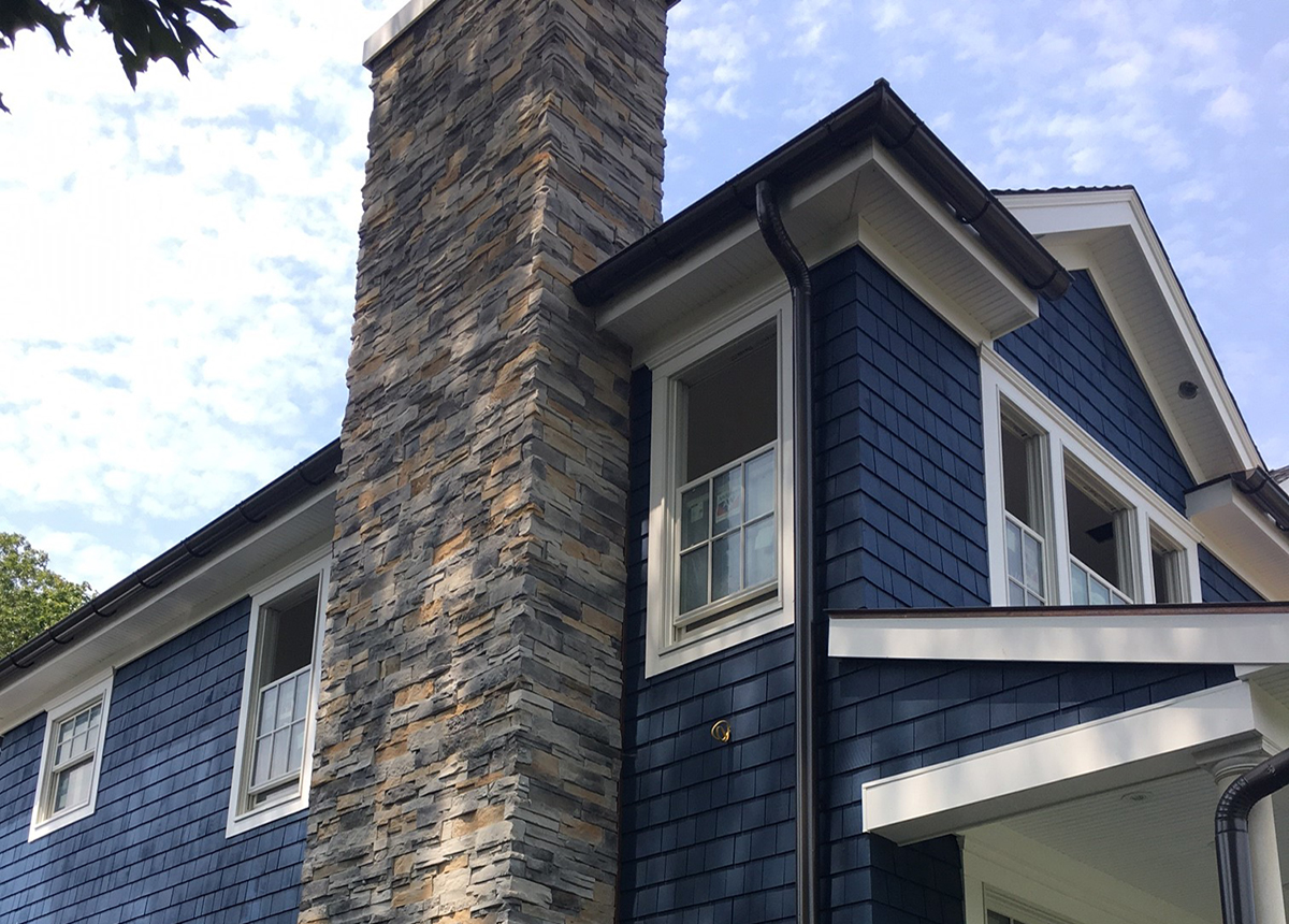 Long Island Chimney Copper Flashing Suffolk County