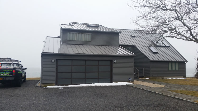 Beautiful Long Island Metal Roofing Contractors